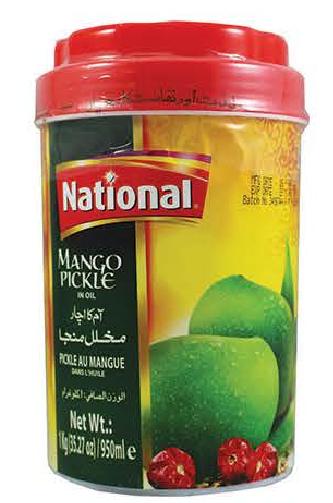National Mango Pickle (1Kg)