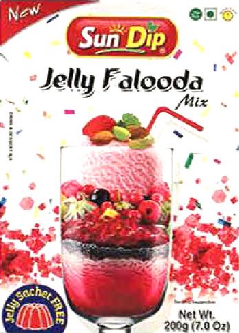 Sundip Jelly Falooda mix