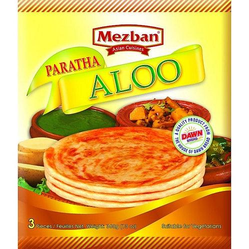 Aloo Paratha (Mezban, 120g*3EA)