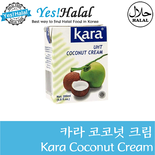 Coconut Cream (Kara, 200ml)