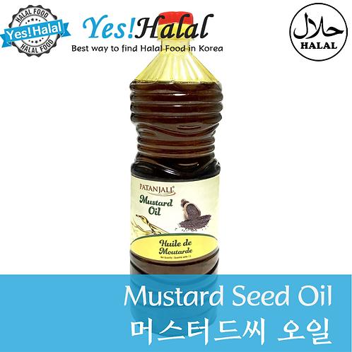 Mustard Oil (India, Patanjali, 1L)