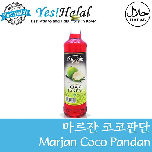 Marjan Coco Pandan (Indonesia, 460mL)