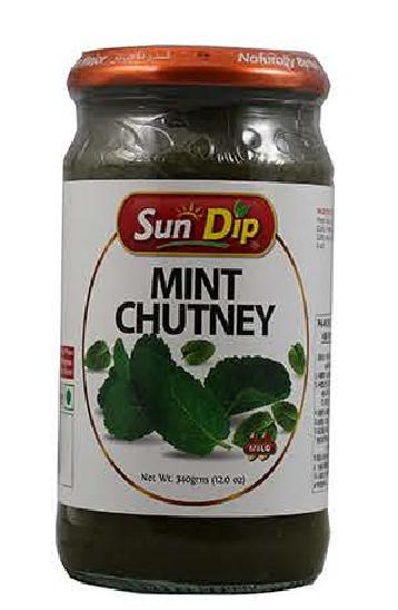 Mint Chutney (Pakistan, Sun Dip, 340g)