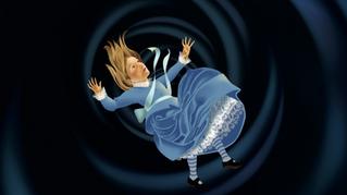 Royal Mail - Alice in Wonderland