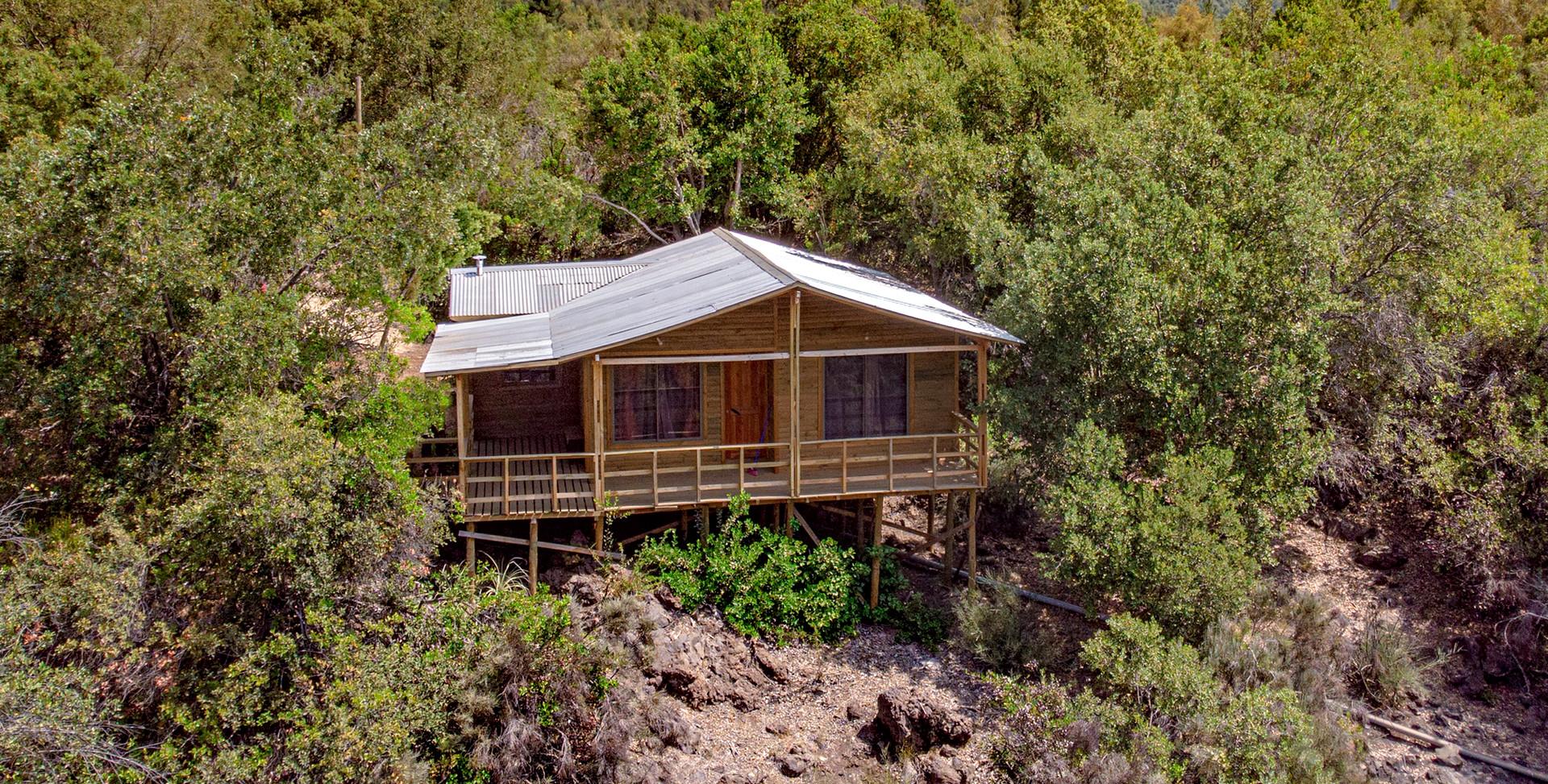 Cabañas Isla Seca Siete Tazas