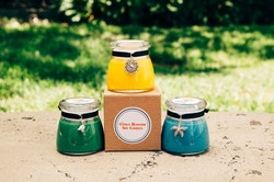 Citrus Bloom Soy Candles