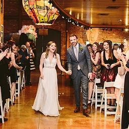 Happy anniversary Casey & Ben! You guys