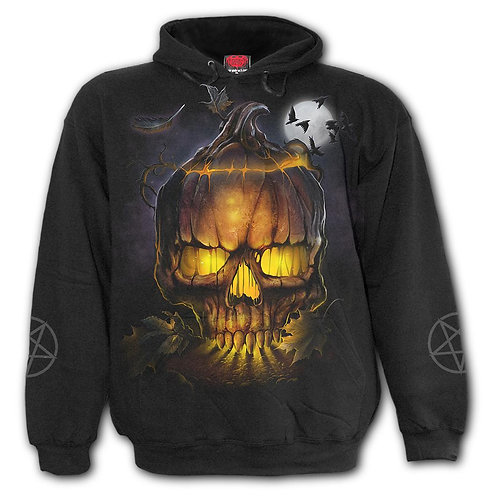 WITCHING HOUR - Hoody Black (Plain)