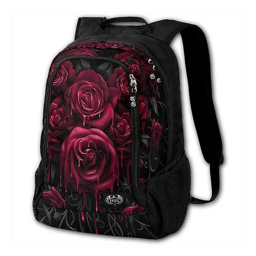 BLOOD ROSE - Back Pack - With Laptop Pocket