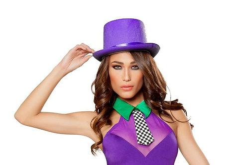 H10050 - Purple Top Hat