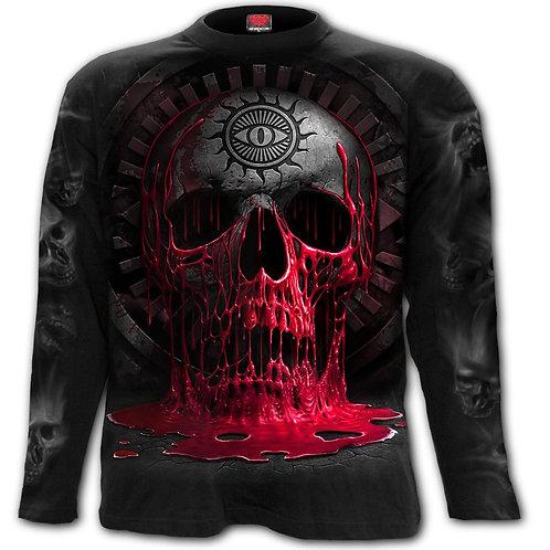 BLEEDING SOULS - Longsleeve T-Shirt Black