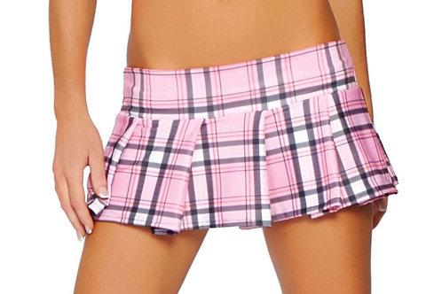 1303LP - Pleated School Girl Skirt