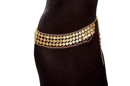 4959 - Belly Dancer Coin Wrap