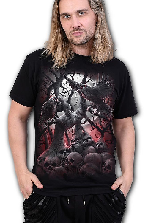 DARK ROOTS - T-Shirt Black