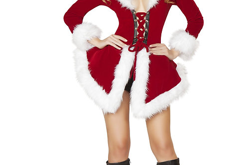 C177 - 2pc Chic Santa
