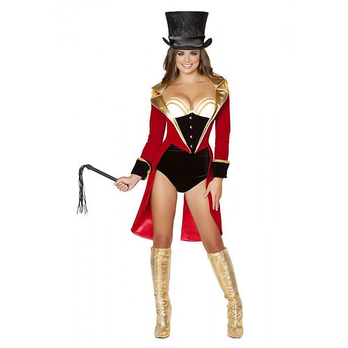 4517 - 5pc Naughty Ringleader Costume