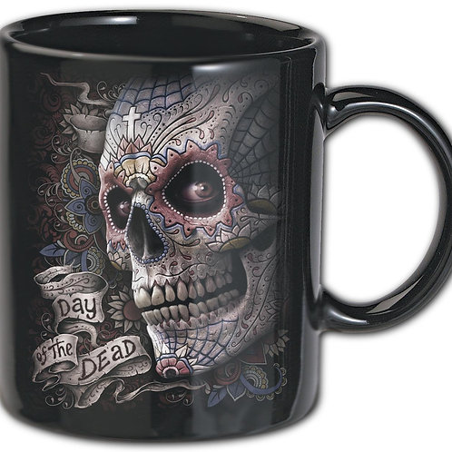 DAY OF THE DEAD - Ceramic Mugs 0.3L - Set of 2