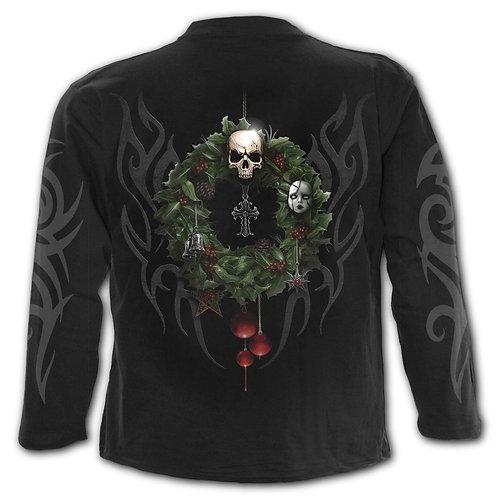 REINFEAR - Longsleeve T-Shirt Black