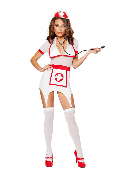 10099 - 3pc Doctors Naughty Assistant