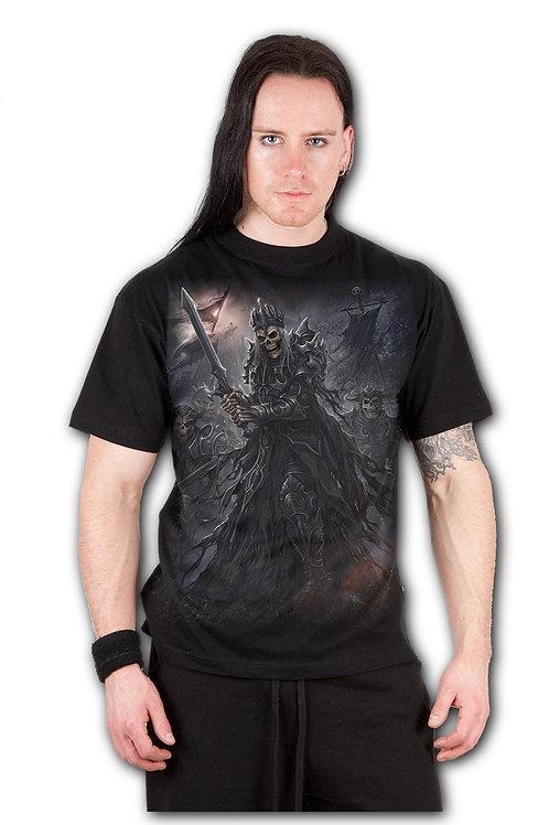 DEATH'S ARMY - T-Shirt Black
