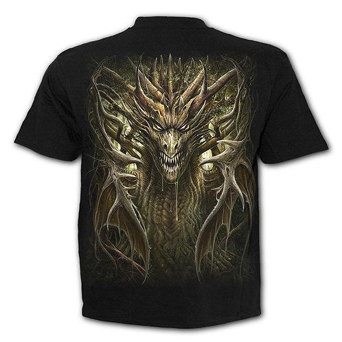 DRAGON FOREST - T-Shirt Black