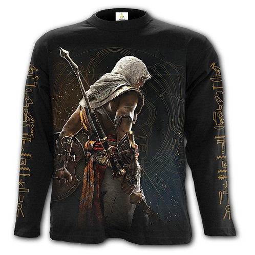 ORIGINS - BAYEK - Longsleeve T-Shirt Black