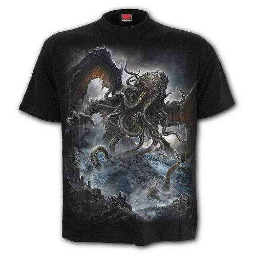 CTHULHU - T-Shirt Black