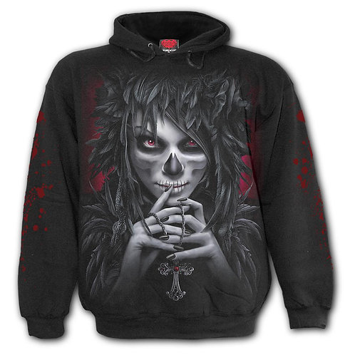 DAY OF THE GOTH - Hoody Black (Plain)