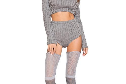 LI287 - Cozy & Comfy Pajama Short Set