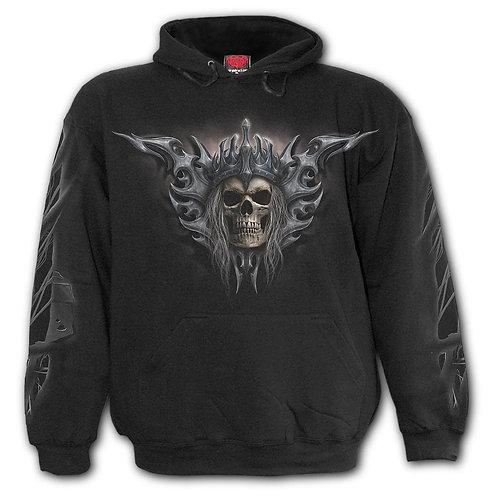 DEATH'S ARMY - Hoody Black (Plain)