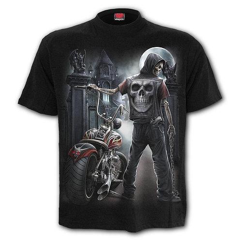 NIGHT CHURCH - T-Shirt Black