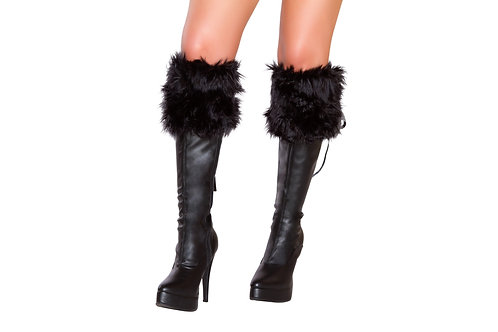 4646B - Fur Boot Cuffs