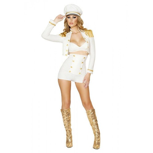 4521 - 3pc Sultry Sailor Babe Costume