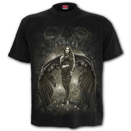 DARK ANGEL - T-Shirt Black