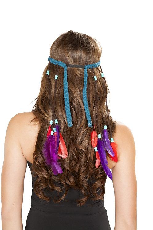 H4725 - Turquoise Indian Headband