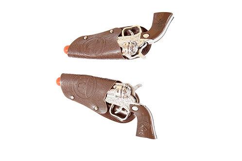 4955 - Pair of Toy Cowboy Guns