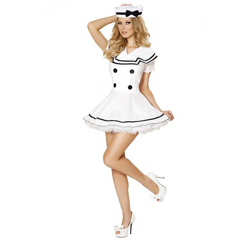 4525 - 2pc Sexy Sailor Maiden Costume