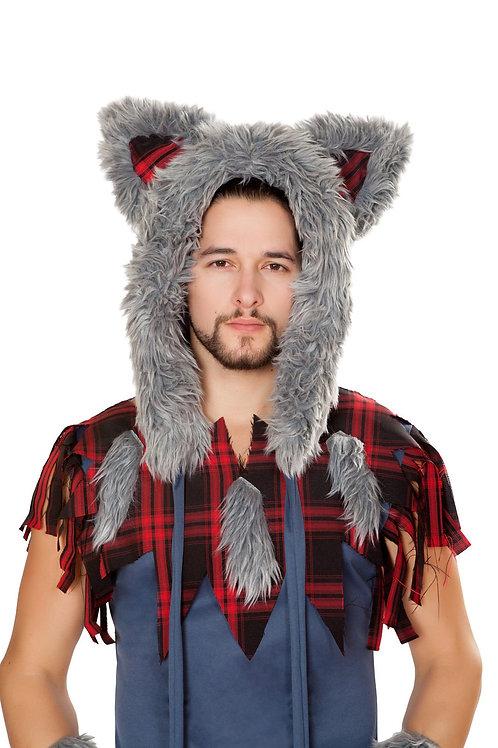 4804 - Wolf Hoodie
