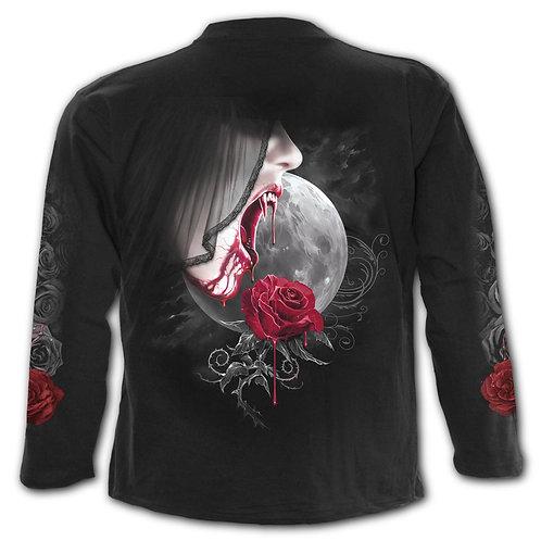 TEMPTRESS - Longsleeve T-Shirt Black