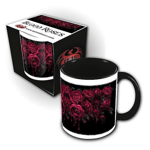 BLOOD ROSE - Ceramic Mug 0.3L
