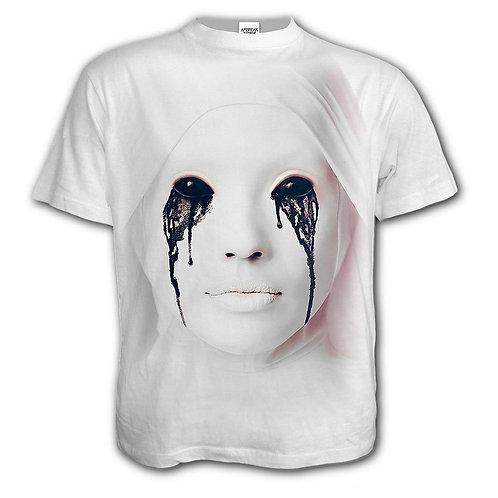 ASYLUM - WHITE NUN - T-Shirt White (Plain)