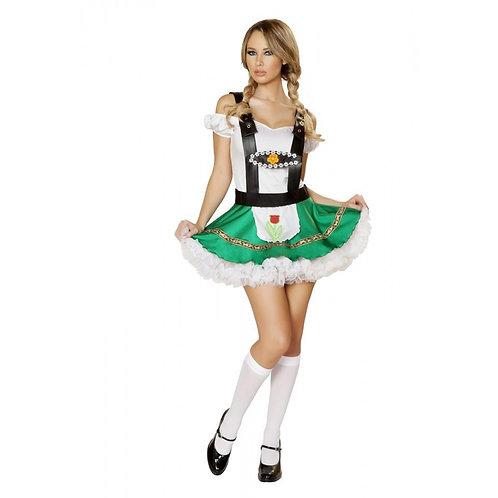 4536 - 2pc Sexy Hoffbrau Lady Costume