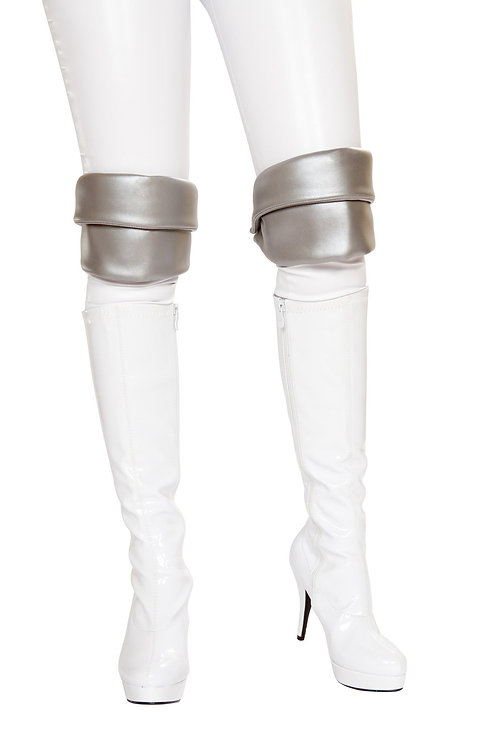 4763 - Silver Knee Pads