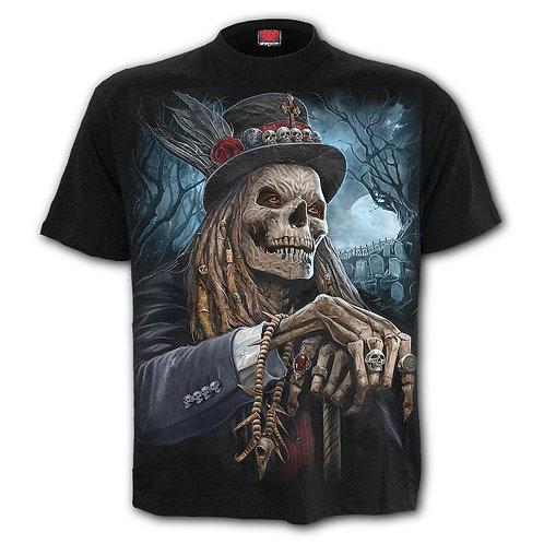 VOODOO CATCHER - T-Shirt Black