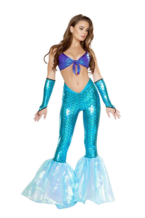 4658 - 2pc Mermaid Vixen
