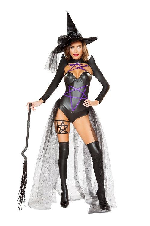 4793 - 2pc Dark Witch