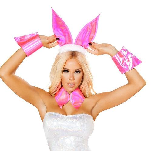 4829 - 3pc Bunny Accessories