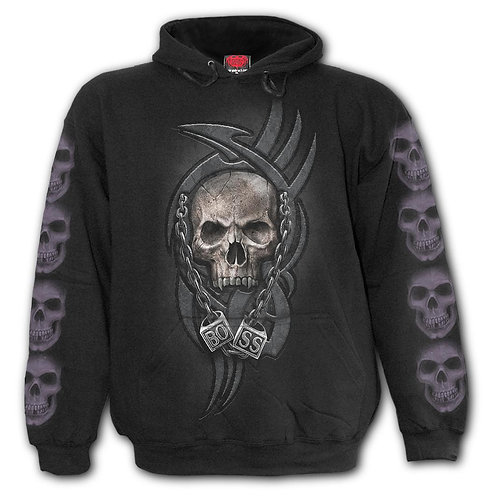 BOSS REAPER - Hoody Black (Plain)