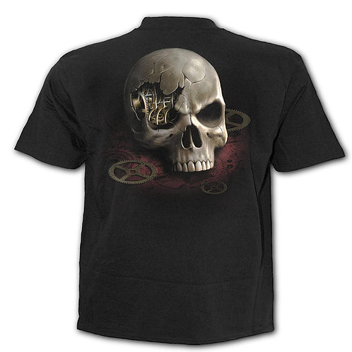 STEAM PUNK BANDIT - Kids T-Shirt Black (Plain)