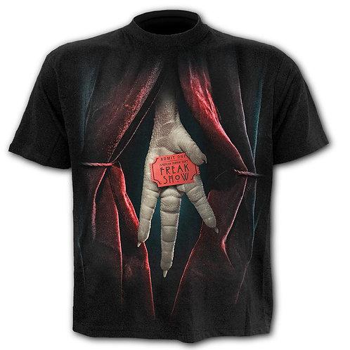 FREAK SHOW - T-Shirt Black